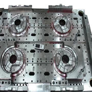 Plastic injection molds from China (mainland)