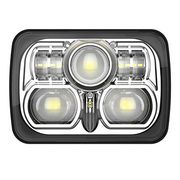 "Square 7"" LED Head Light Bulb from China (mainland)"