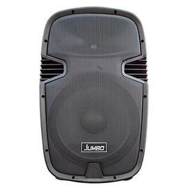 China 15 inch Portable PA Speaker Box