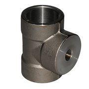Forged Steel Pipe Fittings Tee from China (mainland)