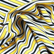 XYlitol Cooling Print Stripe Jersey Fabric Featuri Manufacturer