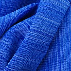 Reversible Barcord Interlock Fabric from Taiwan