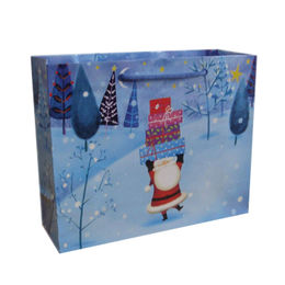 Christmas paper gift bag from China (mainland)