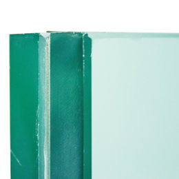 Clear Laminated Glass from China (mainland)