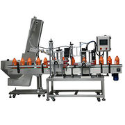 Single-head automatic capping machine from China (mainland)