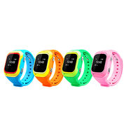 Colour Touchscreen GPS Tracking Wristbands from China (mainland)