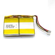 7.4V LP603450 900mAh lipo battery Shenzhen Factory from China (mainland)