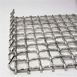Crimped wire mesh from China (mainland)
