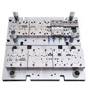 Precision metal stamping mould from China (mainland)
