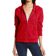 China Women full zip clothing