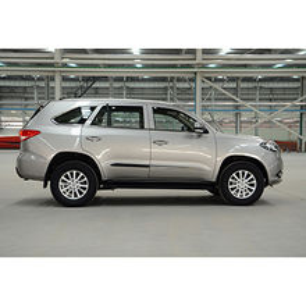 7 seats big SUV from China (mainland)