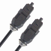 Toslink optical digital cable from Taiwan