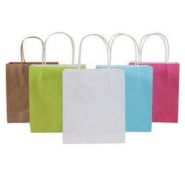Kraft paper shopping bag from China (mainland)