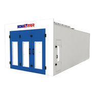 Industrial Paint Booth Manufacturer