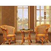 Cane chair and table sets from China (mainland)