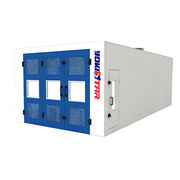 Industrial Paint Booth combined Manufacturer