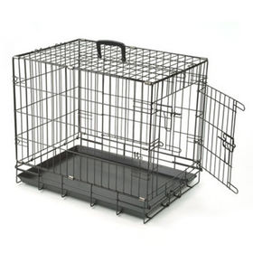 Steel pet puppy cage from China (mainland)