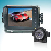Fire Engine Rear-view System with 5.6-inch Digital Touch Button Monitor, Waterproof Camera