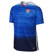 2015 USA Men's V-neck Soccer Jersey ClimaCool from China (mainland)