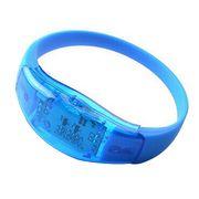 LED Silicone Bracelets from China (mainland)