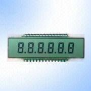 6-Digit Standard LCD Panel from China (mainland)