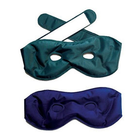 Cooling gel eye mask for relaxing eyes from Shanghai Xuerui Import & Export Co. Ltd