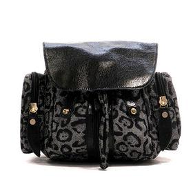 Metallic Anaconada Backpack and Shoulder Bag from China (mainland)