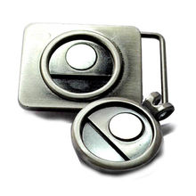 Custom Metal Seat Belt Buckle from China (mainland)