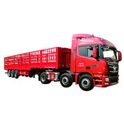 Side Wall Open Container Semi Trailer from China (mainland)