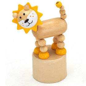 Animal spring toy from China (mainland)
