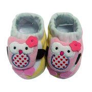 "4"" baby slipper"