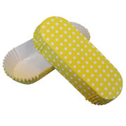 New design greaseproof paper cake cup Manufacturer
