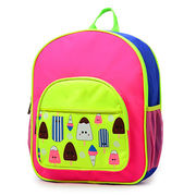 300D Polyester School Backpack from China (mainland)