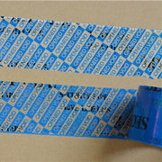 Security seal tape from China (mainland)