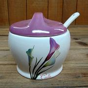 Ceramic sugar pot Manufacturer