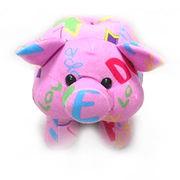 """8.5"""" pig coin bank from China (mainland)"""