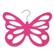 Butterfly Flocked Scarf Hanger from China (mainland)