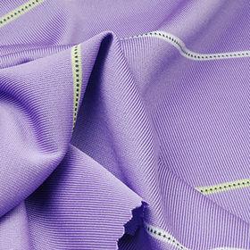 Yarn Dyed Auto Stripe Jacquard Jersey Fabric from Taiwan