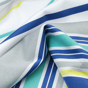 UV Protection Fabric in 92% Poly + 8% Spandex Yarn Dye Auto Stripe Jersey, with UPF50+ from Lee Yaw Textile Co Ltd