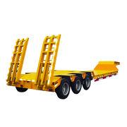 Flat bed semi trailer Manufacturer