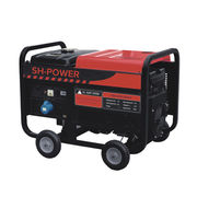 SH series three phase gasoline generator from China (mainland)