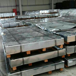 Corrugated galvanized steel sheets from China (mainland)