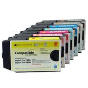 Wide Format Inkjet Cartridges from Macau SAR