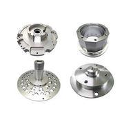 Numerical control lathe machining aluminum parts from China (mainland)