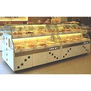 Wholesale customized cake display showcases, customized cake display showcases Wholesalers