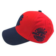 Custom promotional sports baseball cap from China (mainland)