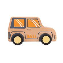 Wooden money box - SUV from China (mainland)