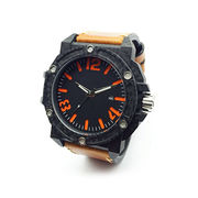 OEM Carbon fiber automatic watch from China (mainland)