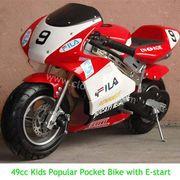49CC Gas Pocket Bike manufacturers, China 49CC Gas Pocket