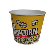 Paper Popcorn Cup from China (mainland)